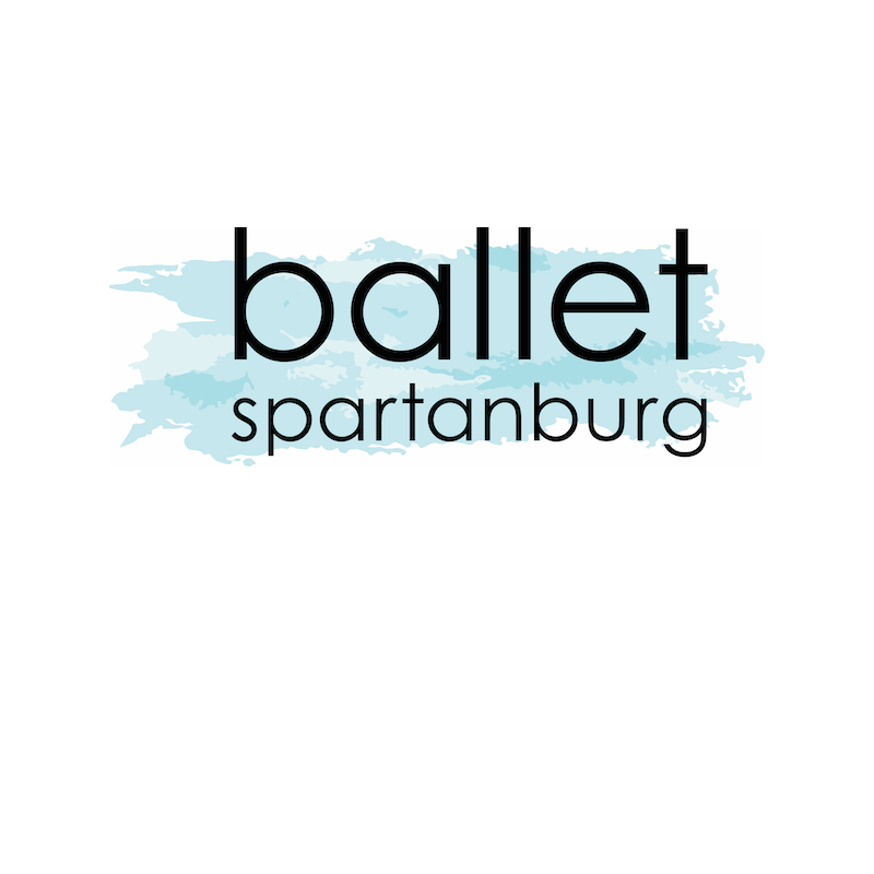 Ballet Spartanburg Logo Design