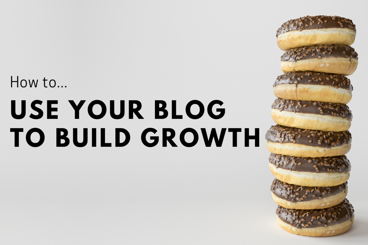 How Your Blog Can Meet Your Growth Goals