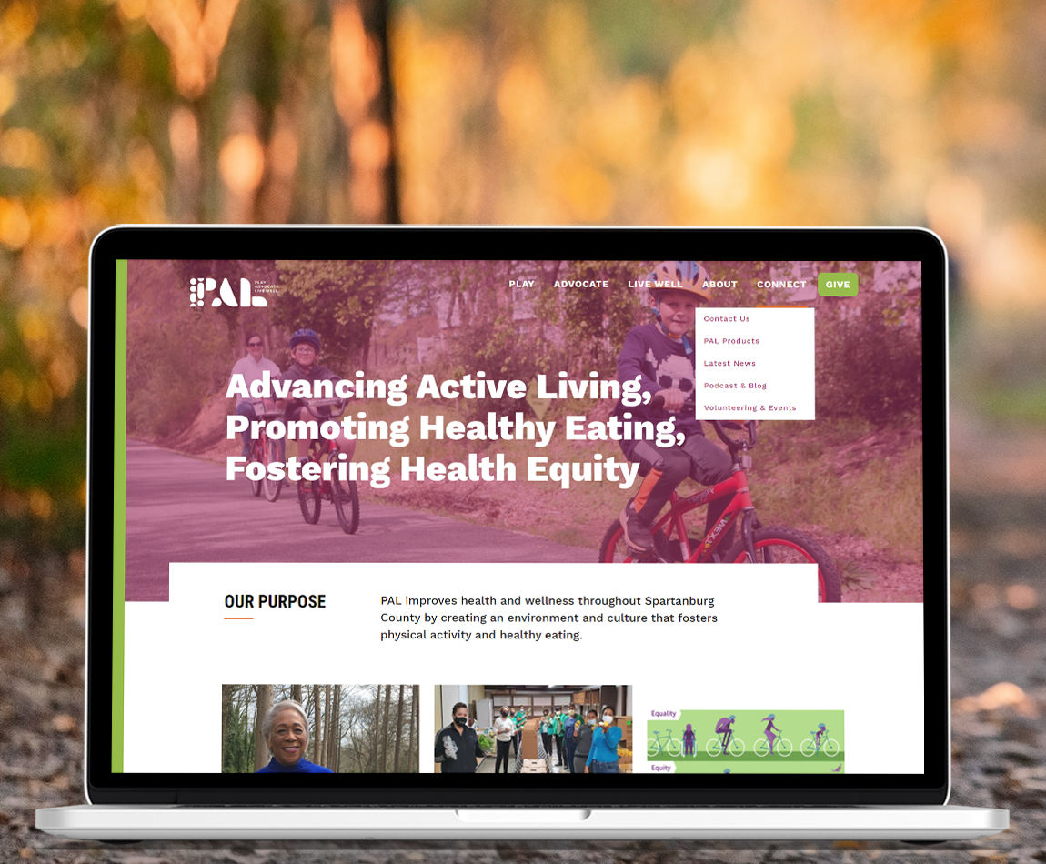 PAL - Play, Advocate, Live well