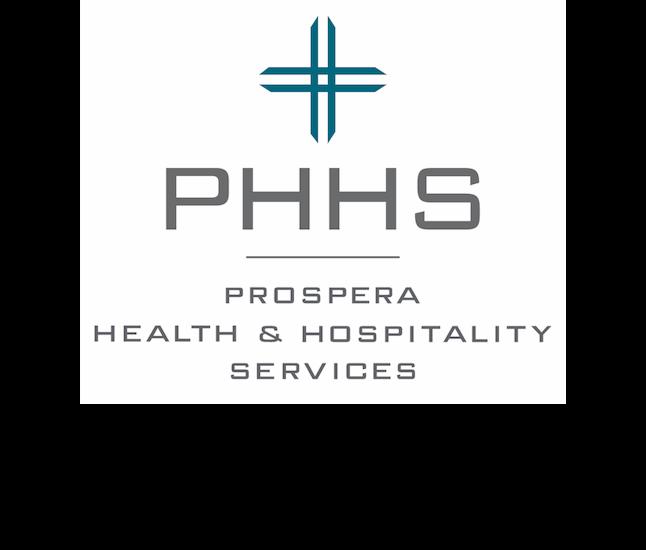 Prospera Health and Hospitality Services Logo Design